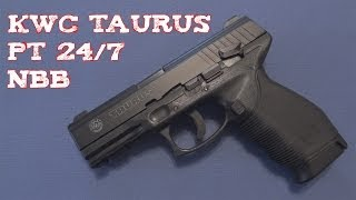 (Review) KWC Taurus PT 24/7 NBB