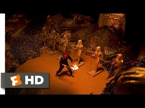The Mummy (10/10) Movie CLIP - Goodbye Beni (1999) HD
