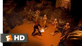 The Mummy (10/10) Movie CLIP - Goodbye Beni (1999) HD