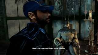 """Game Exchange"" ep. 1 - ""Madness Begins"" (Arkham city - Mass Effect)"