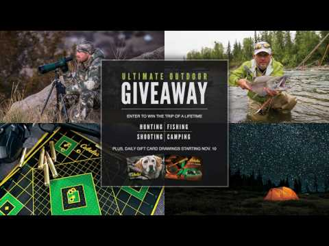 Cabela's Ultimate Outdoor Giveaway Sweepstakes