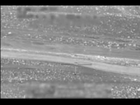 Combat Camera Video: Insurgents Killed While Planting Explosives in Zabul, Afghanistan
