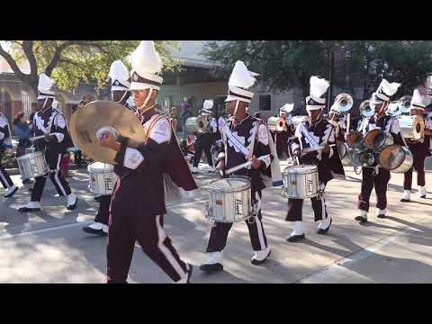 Texas Southern University Marching Band MLK Parade 2018