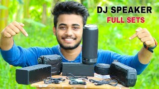DJ SPEAKER SET FOR SMARTPHONE - ZAAP ALL WIRELESS BLUETOOTH SPEAKER REVIEW | You Can Buy on Amazon