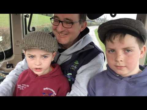 "Ballycommon Sponsored Rid 2017 Tractor Pool Karaoke ""O'Shea Brothers""."
