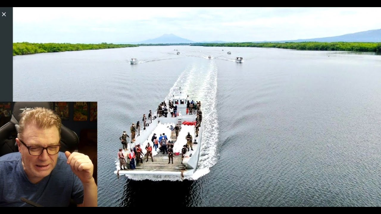Bukele manda al Puerto El Triunfo, Usulután Miles de Bolsas de Comida
