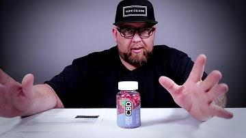 CBD Gummies Review - Benefits of CBD Gummy Bears