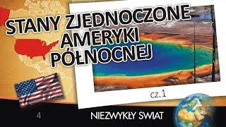 Baixar Niezwykly Swiat - USA cz.1 - HD - Lektor PL - 63 min