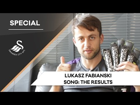 Swans TV - Fabianski Song: The results