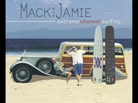Mack & Jamie Extreme Channel Surfing - Accent on Bideo