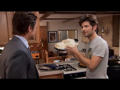 Parks and Recreation - Calzone Boy