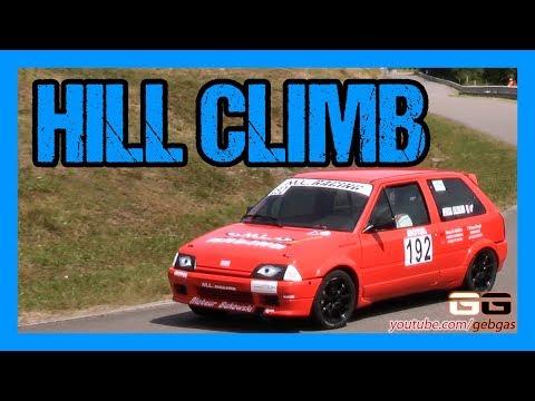 Citroën AX GTI - Myriam LALLEMAND - HILL CLIMB - 2019 - La Broque