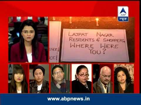 ABP News Debate: Is Delhi racist?