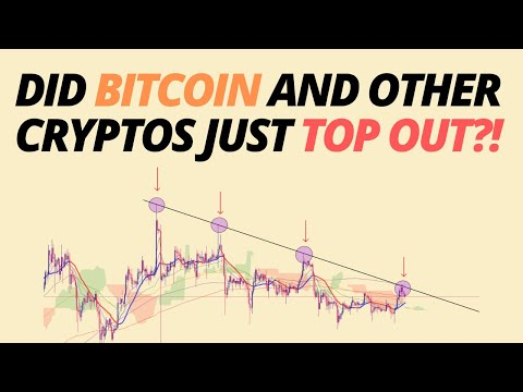 Did Bitcoin (BTC) And Other Cryptocurrencies Just Top Out?!
