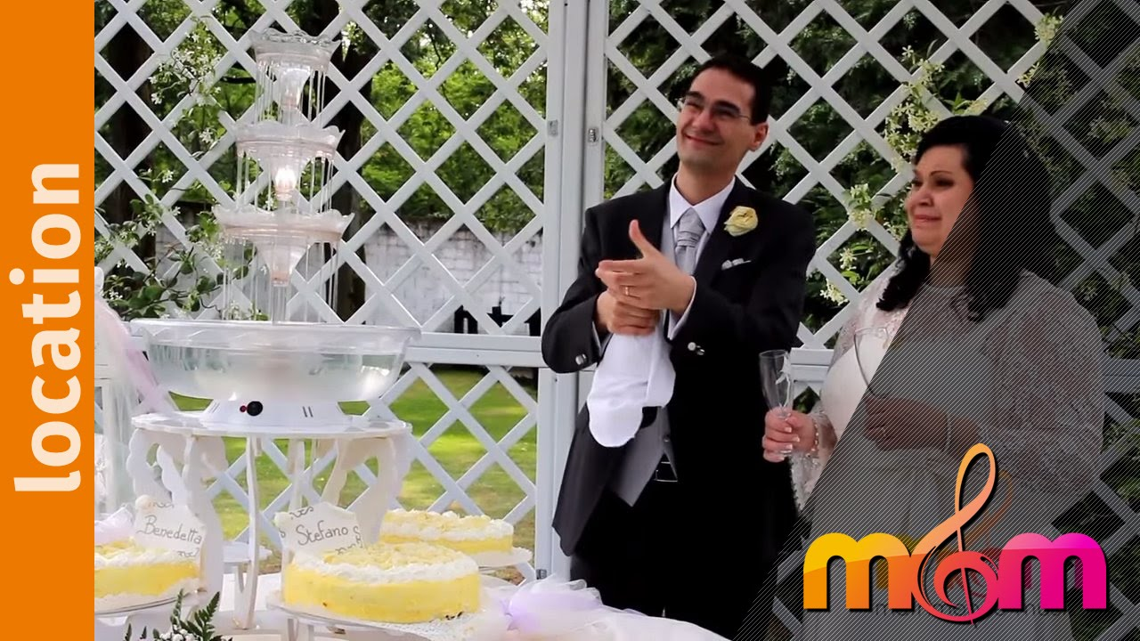 Matrimonio con DJ alla Vecchia Dogana / Galliate (NOVARA ...