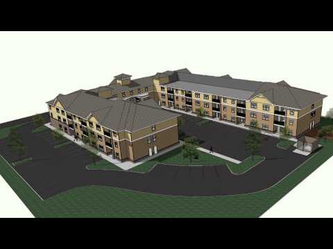 Studio A Architecture - Brookstone Assisted Living
