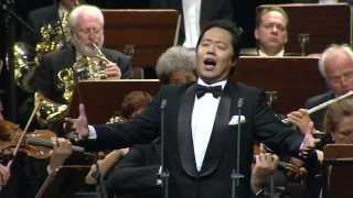 "Final 2013: Myong-Hyun Lee sings ""Di rigori armato il seno"", The Rosenkavalier, Strauss"