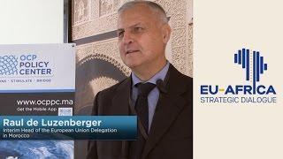 Raul de Luzenberger - Interim Head of the European Union Delegation in Morocco
