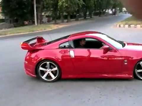 Nissan 350z Dirift Youtube