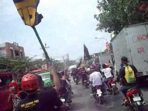 zamboanga city 43rd anniversary motorcade