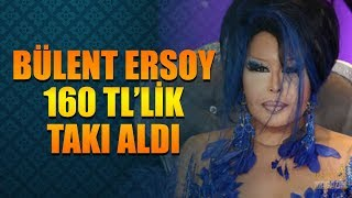 Nereden Nereye!.. Bülent Ersoy Sadece 160 TL'lik Takı Aldı!.. 2017 Video