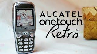 Видео Alcatel One Touch 535: мобильник по-французски (2003) – ретроспектива (автор: KMreview)