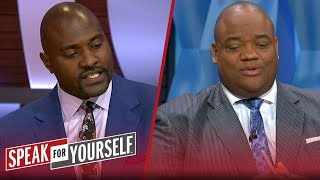Whitlock and Wiley on LeBron's comments about drinking wine with his sons | NBA | SPEAK FOR YOURSELF