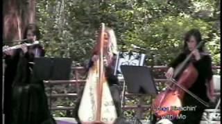 Long Beachin with Mo - Carol Tatum + Angels of Venice Nothing else matters harp rendition