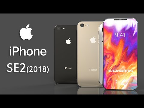 iPhone SE2 (2018) Introduction Concept, Based on Latest Leaks with Specifications