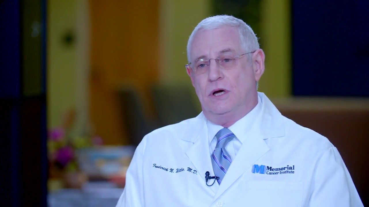 Dr  Frederick Wittlin - Oncologist - Memorial Cancer Institute