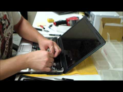 Compaq CQ60 DC Jack Repair/Replacement
