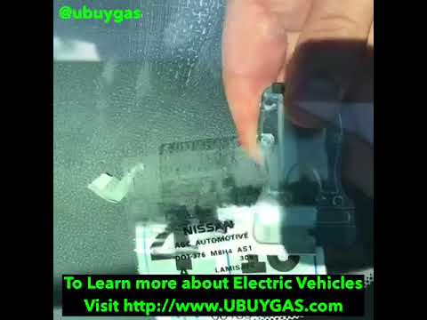 New Jersey Expired inspection sticker Electric Car DMV