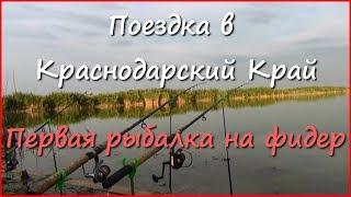 Ловля карася на фидер в августе. Рыбалка жарким летом.