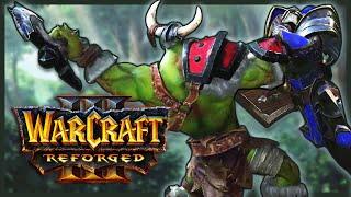 Warcraft 3 Reforged - Playthrough, Comparison, Q&A