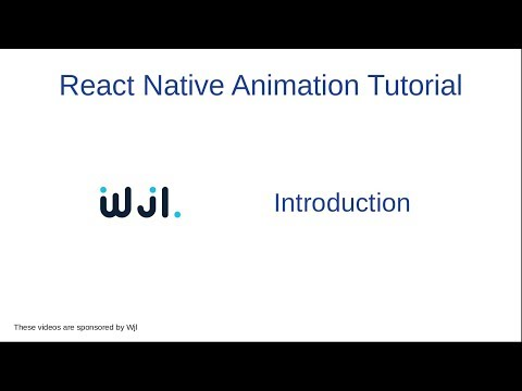 2: Introduction _ React Native Animation Tutorial thumbnail