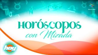 Horóscopos 23 de febrero | Mizada Mohamed | Hoy