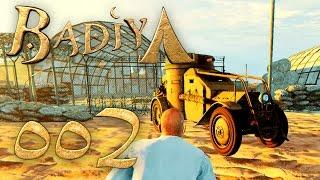 BADIYA [002] [Mit dem Panzer durch die Wüste] [Let's Play Gameplay Deutsch German] thumbnail