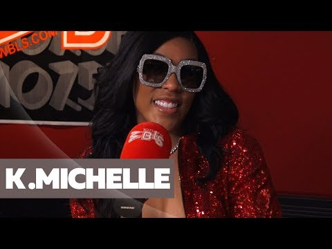 KMichelle Details Her Plastic Surgery, Being Mentored  RKelly + Wanting a Ba?