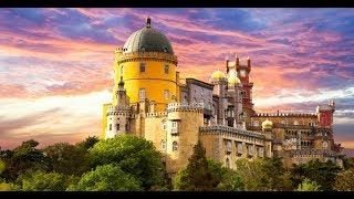🌎 Сказочный дворец Пена в Синтре, Португалия Путешествуем c Владимиром Волошиным TRAVEL video