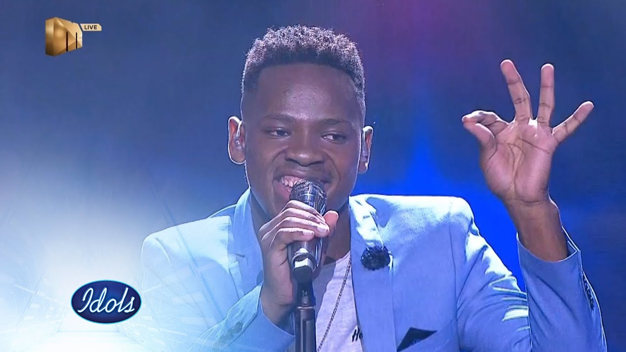 Top 2 Mr Music Ngikethe Kahle Idols Sa S16 Live Shows Mzansi Magic Youtube