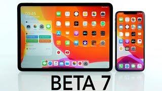 iOS 13 & iPadOS Developer Beta 7 / Public Beta 6 | +15 Veränderungen