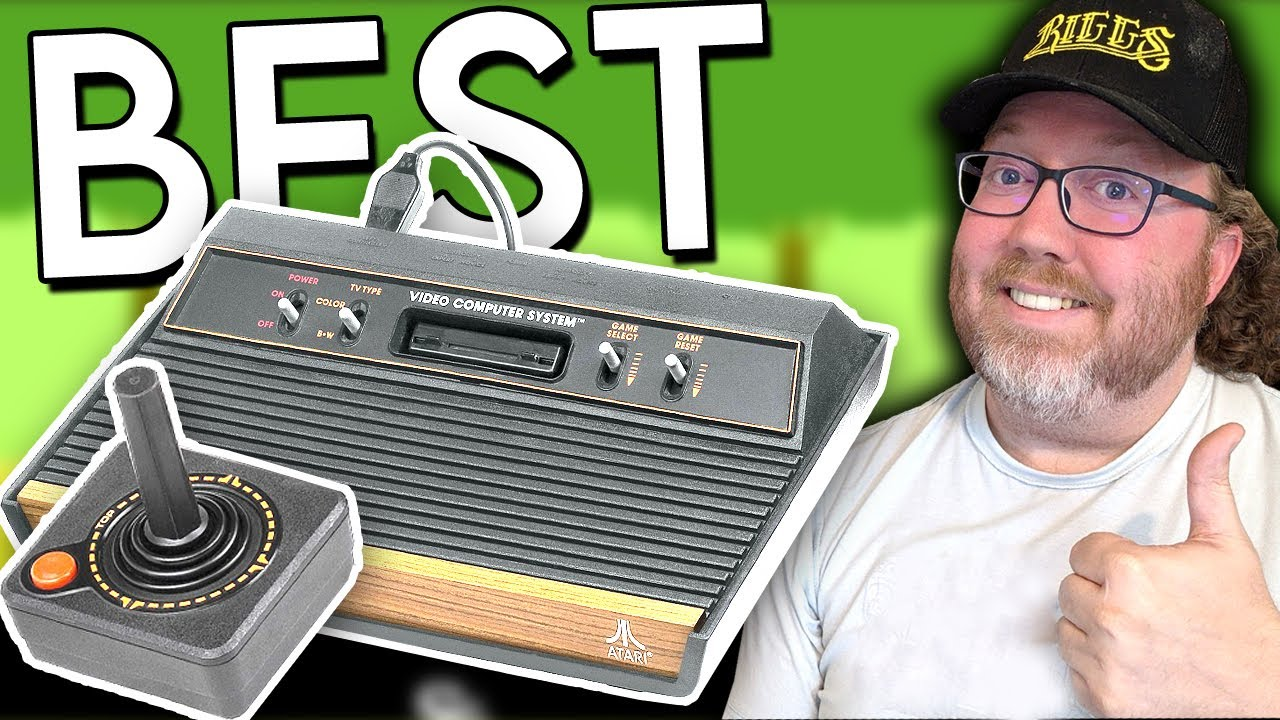 Download 20 Best ATARI 2600 Games Still Fun to Play Today