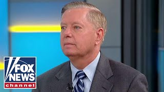 The only 'cover-up' is the division in a Democrat Party being driven over the edge, Republican Sen. Lindsey Graham says on 'Fox & Friends.' #FoxandFriends ...