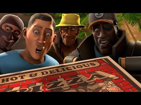 [SFM] - Requiem for a Pizza: The Meeting