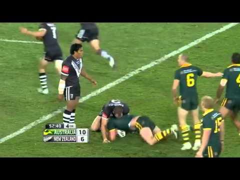 VB Test: Kangaroos v Kiwis ( Hls )