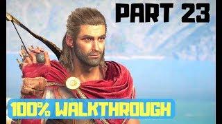 Assassin's Creed Odyssey 100% Walkthrough Part 23