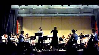 Concerto for Trumpet in E flat (Haydn) - Senior String Orchestra
