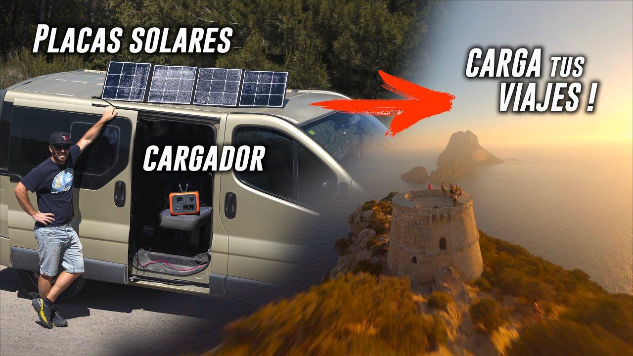 BATERÍA INFINITA para tus CÁMARAS y DRONES!!! PowerOak BLUETTI AC50S