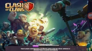 a batalha mais difícil de todas (clash of clans)