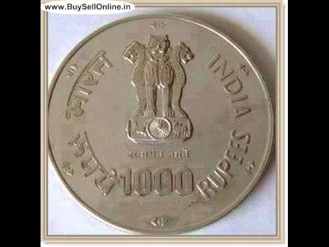 thousand rupees coin in india